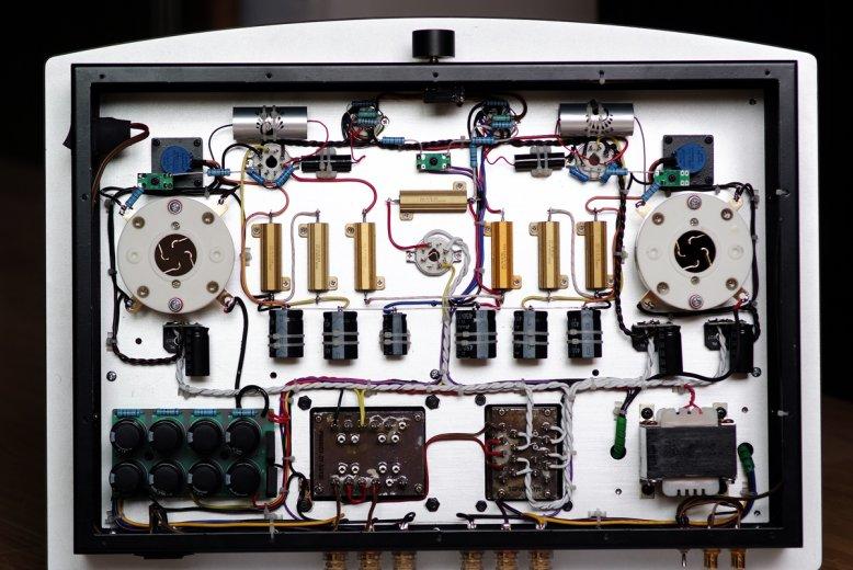 PSVANE T 211 Combine SET Amplifier | NAJLEPSZE ODTWARZACZE